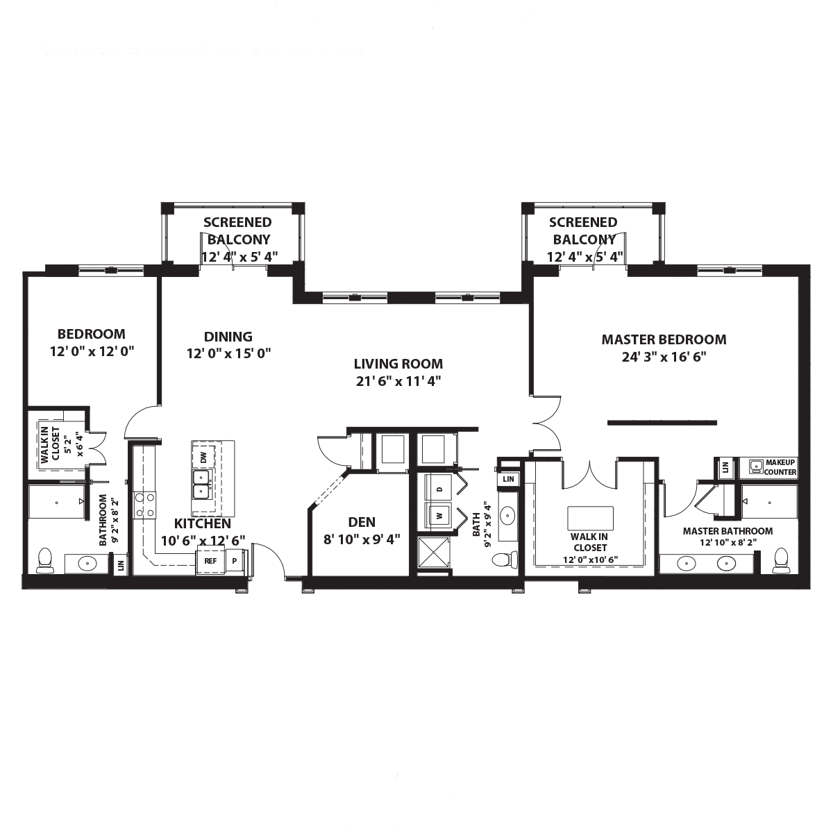 Royal Tern Floor Plan